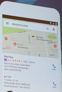Google Adwords new location ads